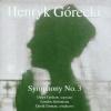 交響曲第3番・悲歌のシンフォニー 〜ヘンリク・グレツキ逝去