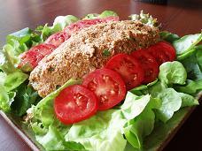 ミートローフ風野菜のパテ